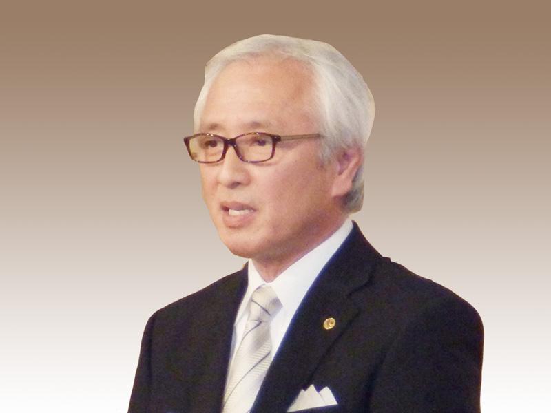 代表取締役社長 江口 秀敏